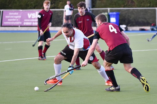 Men's 5s v West Hampstead 024