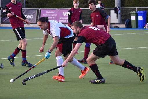 Men's 5s v West Hampstead 025