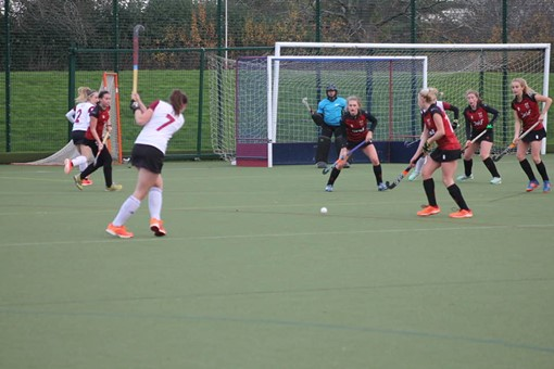 Ladies' 1s v Bristol Uni 003