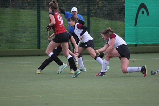 Ladies' 1s v Bristol Uni 006