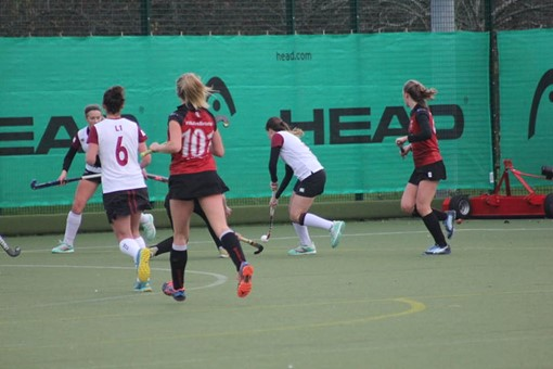 Ladies' 1s v Bristol Uni 010
