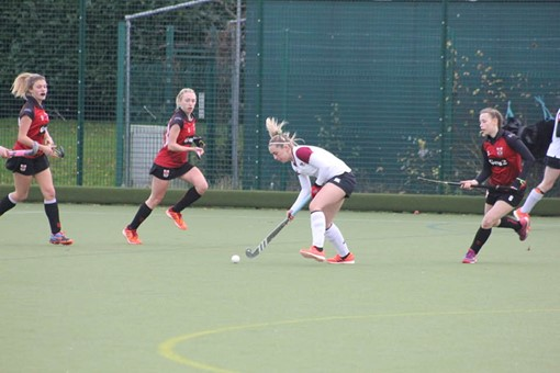 Ladies' 1s v Bristol Uni 012
