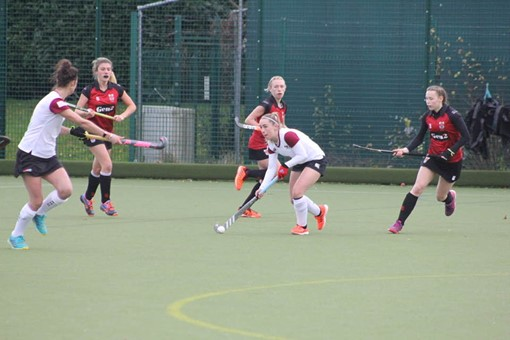 Ladies' 1s v Bristol Uni 013