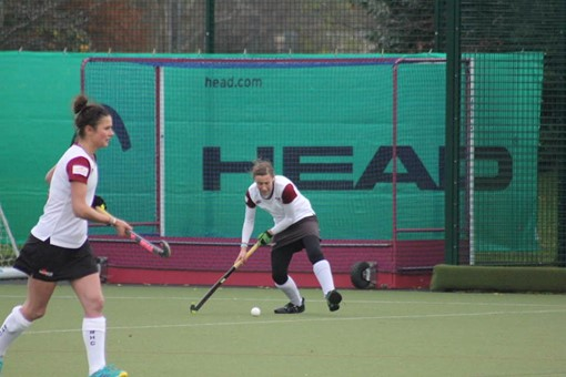 Ladies' 1s v Bristol Uni 014