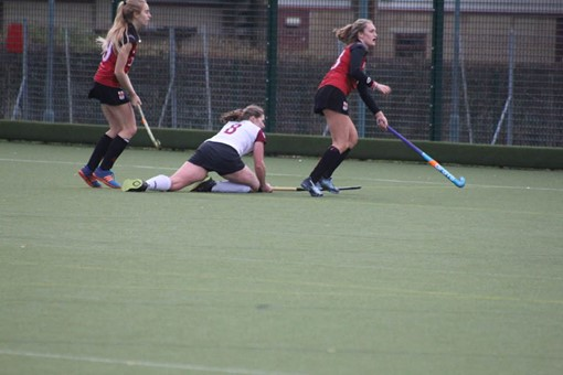 Ladies' 1s v Bristol Uni 016