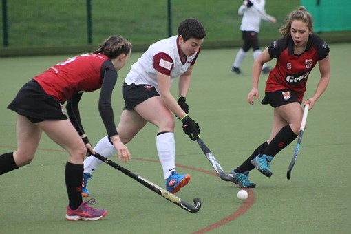 Ladies' 1s v Bristol Uni 021