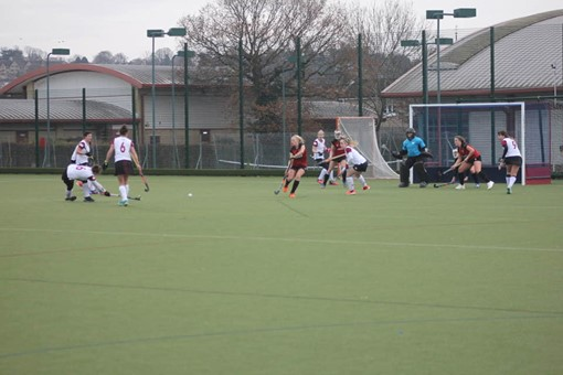 Ladies' 1s v Bristol Uni 022