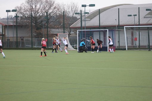 Ladies' 1s v Bristol Uni 024