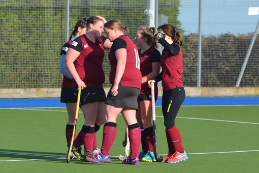 Ladies' 6s v Amersham & Chalfont 006