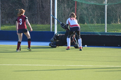 Ladies' 6s v Amersham & Chalfont 007