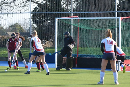 Ladies' 6s v Amersham & Chalfont 009