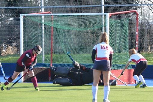 Ladies' 6s v Amersham & Chalfont 010