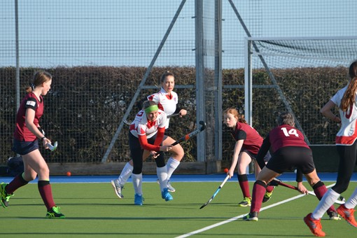 Ladies' 6s v Amersham & Chalfont 011