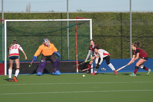 Ladies' 6s v Amersham & Chalfont 014
