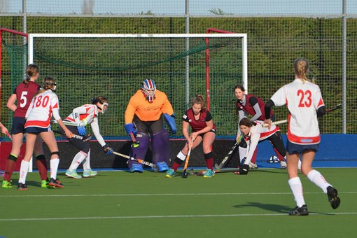 Ladies' 6s v Amersham & Chalfont 018