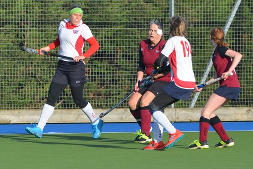 Ladies' 6s v Amersham & Chalfont 020