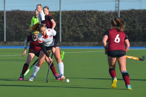 Ladies' 6s v Amersham & Chalfont 021