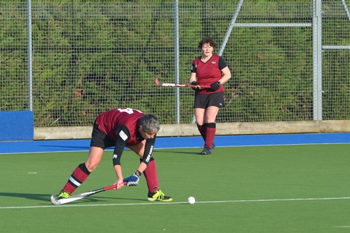 Ladies' 6s v Amersham & Chalfont 024