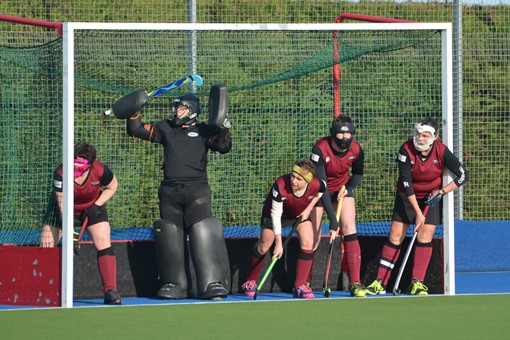 Ladies' 6s v Amersham & Chalfont 025