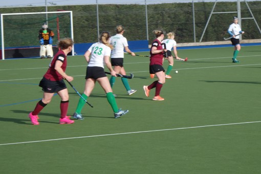 Ladies' 3s v South Berkshire 001
