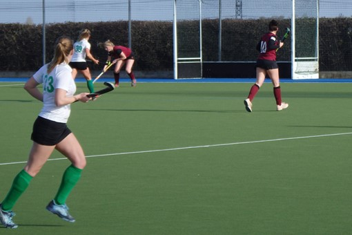 Ladies' 3s v South Berkshire 002