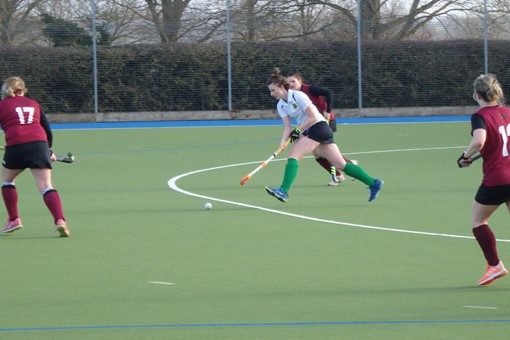 Ladies' 3s v South Berkshire 003
