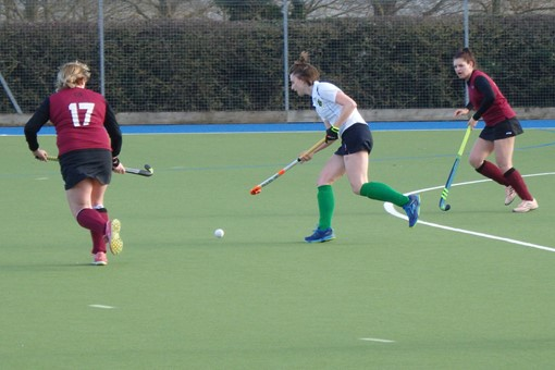 Ladies' 3s v South Berkshire 004