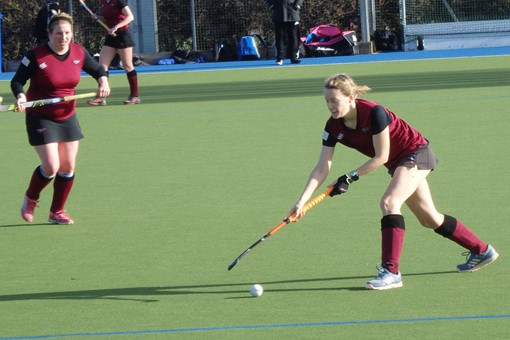 Ladies' 3s v South Berkshire 005