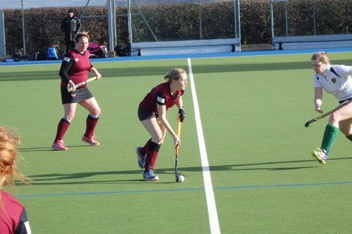 Ladies' 3s v South Berkshire 006