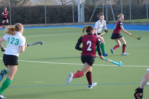 Ladies' 3s v South Berkshire 008