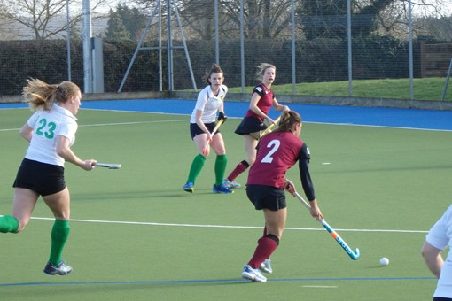 Ladies' 3s v South Berkshire 009