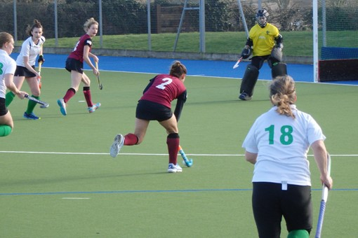 Ladies' 3s v South Berkshire 010