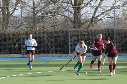 Ladies' 3s v South Berkshire 011