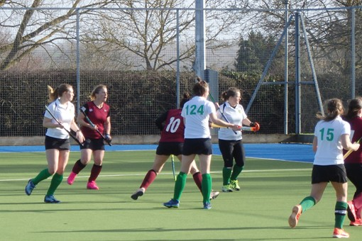 Ladies' 3s v South Berkshire 012