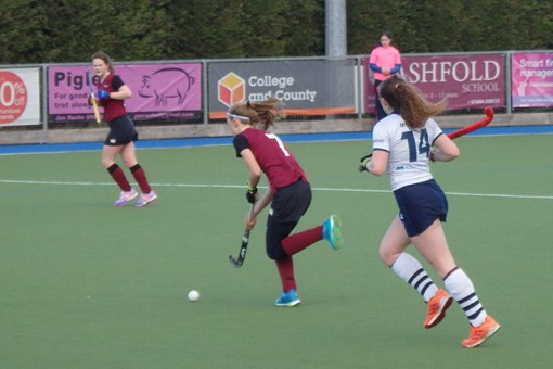 Ladies' 1s v Oxford Uni 004