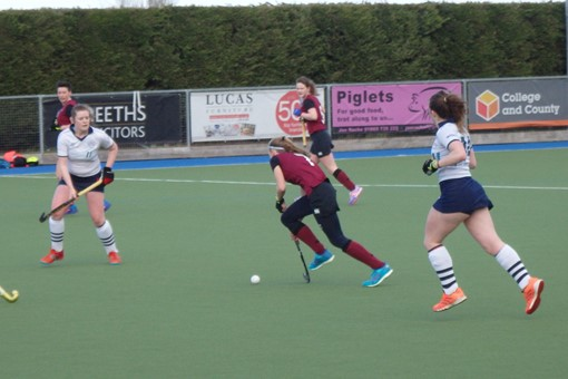 Ladies' 1s v Oxford Uni 005