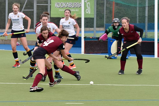 Ladies' 1s v University of Birmingham 001
