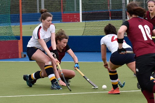Ladies' 1s v University of Birmingham 002