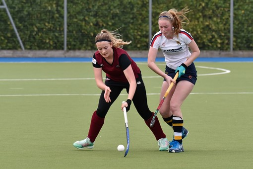 Ladies' 1s v University of Birmingham 003