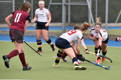 Ladies' 1s v University of Birmingham 005