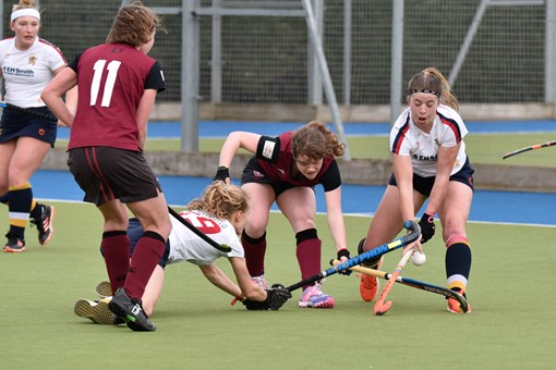 Ladies' 1s v University of Birmingham 006