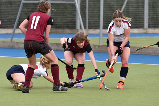 Ladies' 1s v University of Birmingham 007