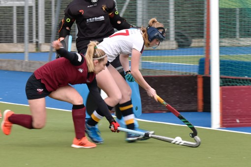 Ladies' 1s v University of Birmingham 009