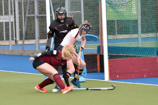 Ladies' 1s v University of Birmingham 010