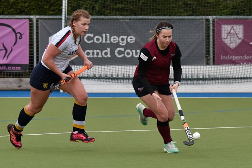 Ladies' 1s v University of Birmingham 011