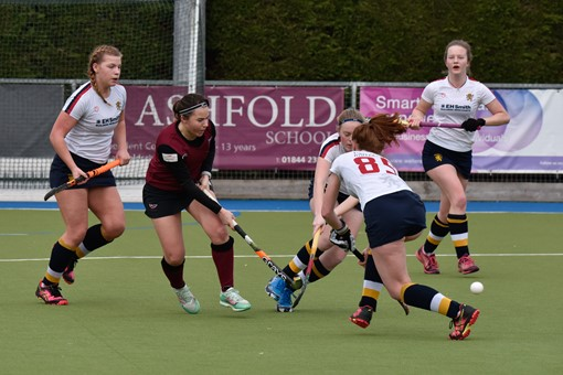 Ladies' 1s v University of Birmingham 012