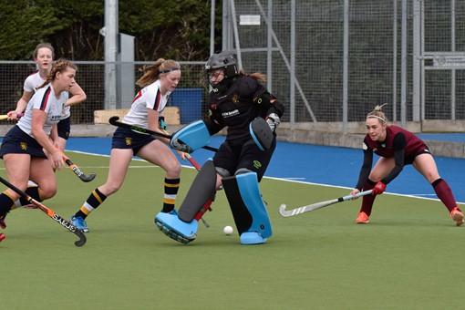 Ladies' 1s v University of Birmingham 013