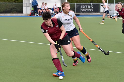 Ladies' 1s v University of Birmingham 015