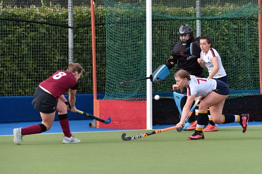 Ladies' 1s v University of Birmingham 016