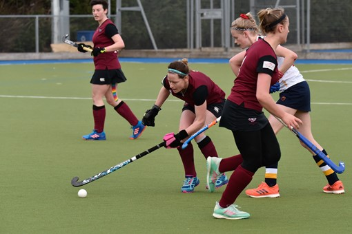 Ladies' 1s v University of Birmingham 018